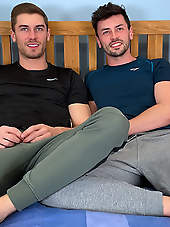 Craig Marks And Ellis Smith Muscular Hunks