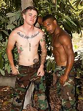 Adrian Hart and Ryan Jordan