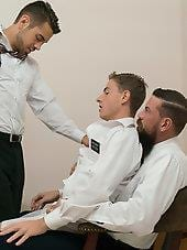 Brothers Oath - Elder Garrett, Brother Calhoun and Brother Strang
