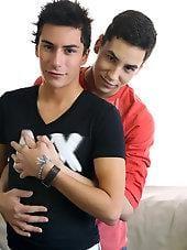 Joey and Benjamin